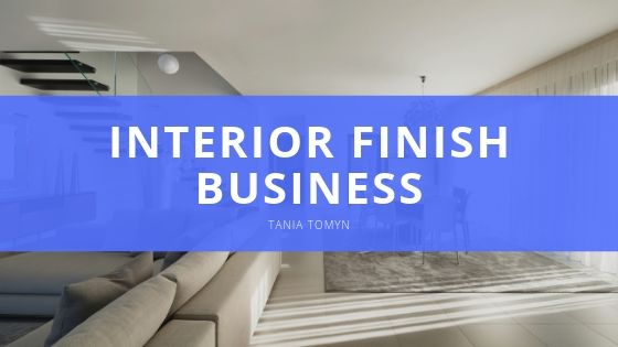 Tania Tomyn Interior Finish Business